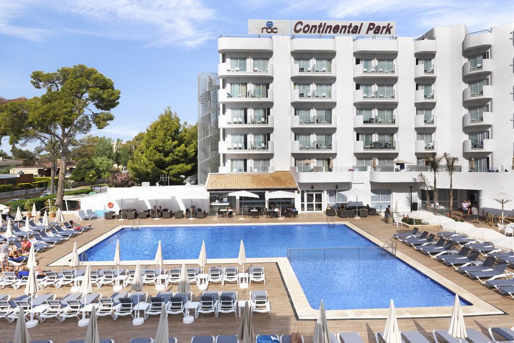 Roc Continental Park Hotel, Majorca