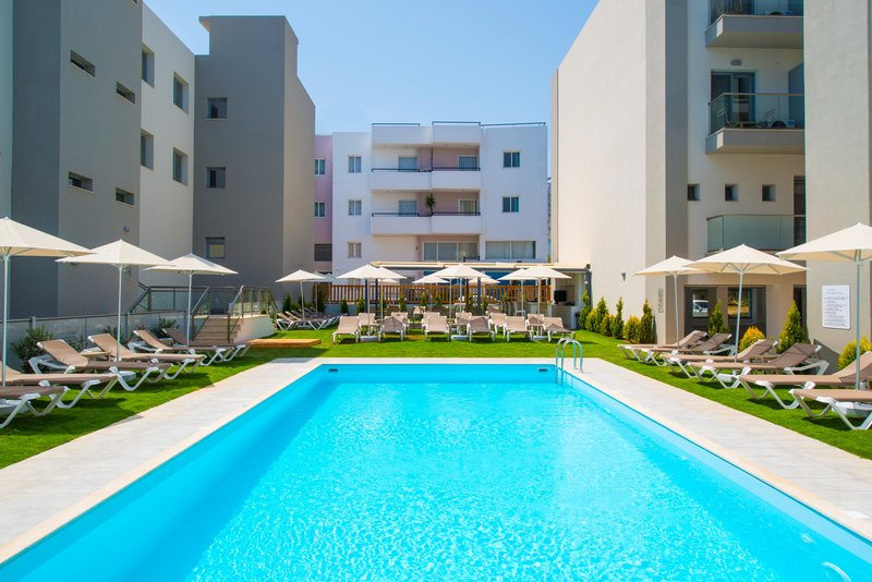 City Green Hotel, Crete, Greece