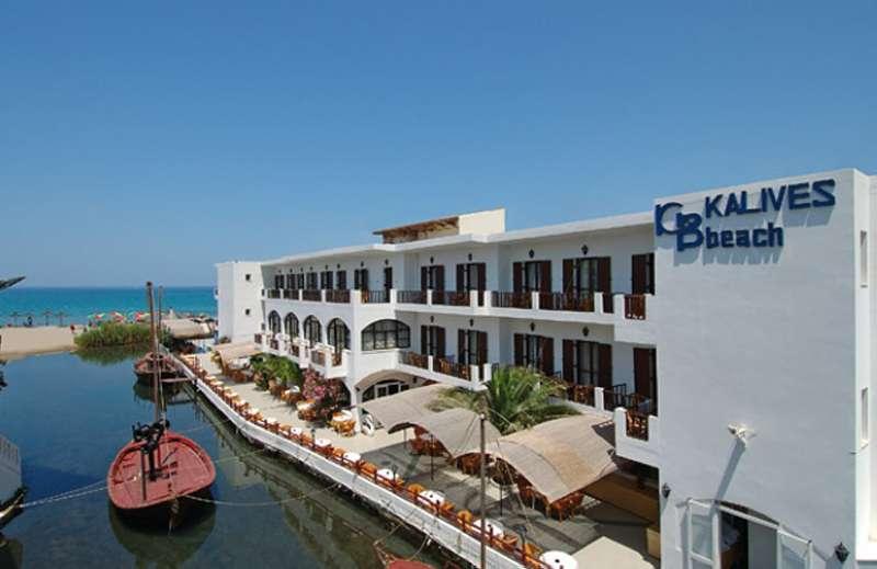 Kalyves Beach Crete, Greece