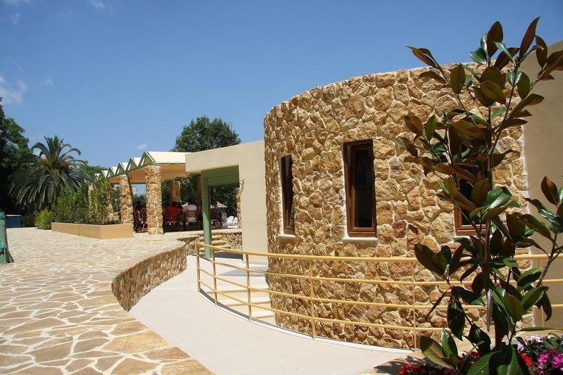 Ariti Grand Hotel Corfu, Greece