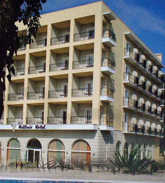 Hellinis Hotel, Corfu