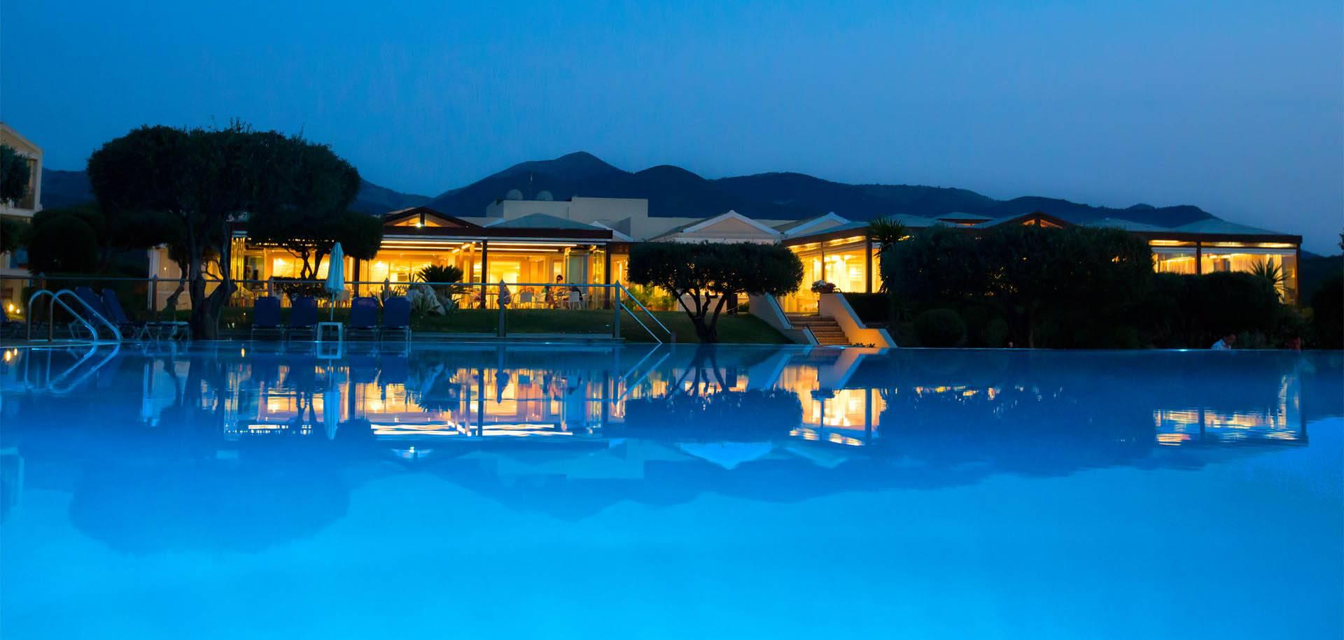 Mareblue Beach Corfu Resort, Greece