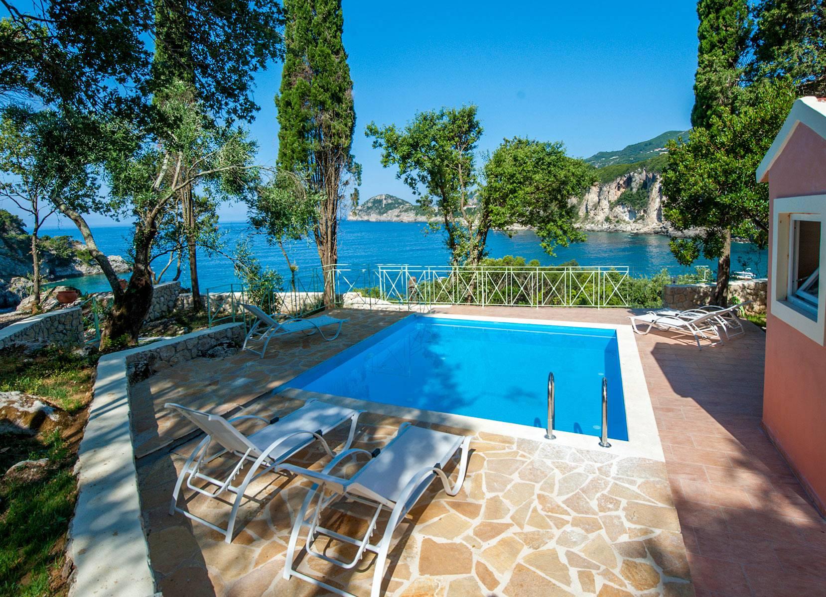 Hotel Aqua Blue Corfu, Greece