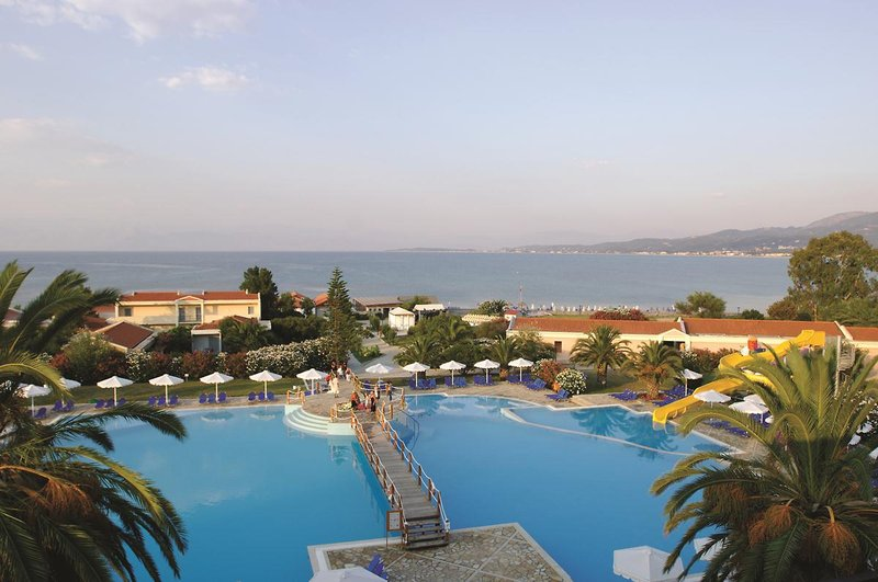 Roda Beach Resort Spa Corfu, Greece