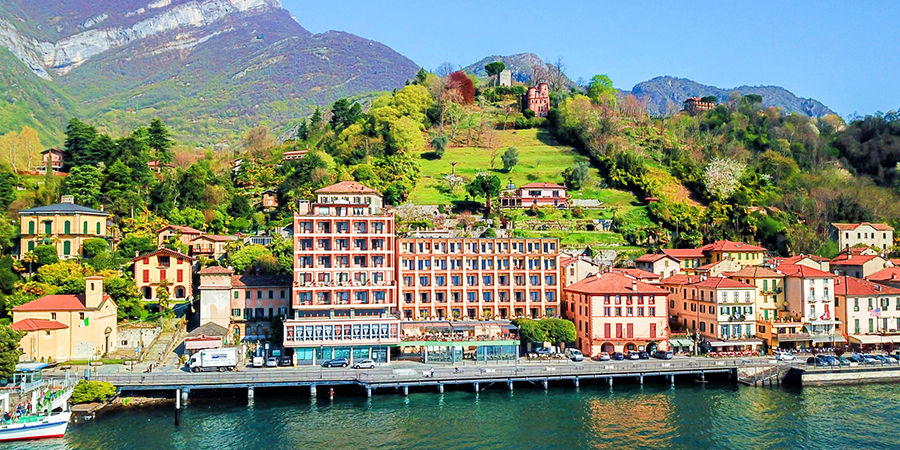 Escape to Lake Como - Deluxe Hotel Bazzoni