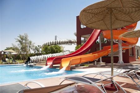 Eden Andalou Aquapark & Spa Marrakech, Morroco