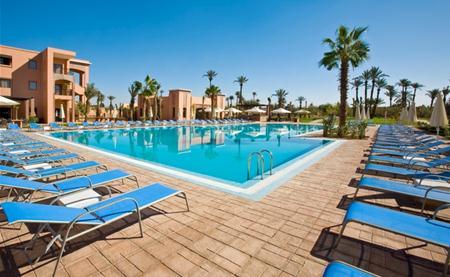 Labranda Targa Club Aqua Parc Marrakech, Morocco