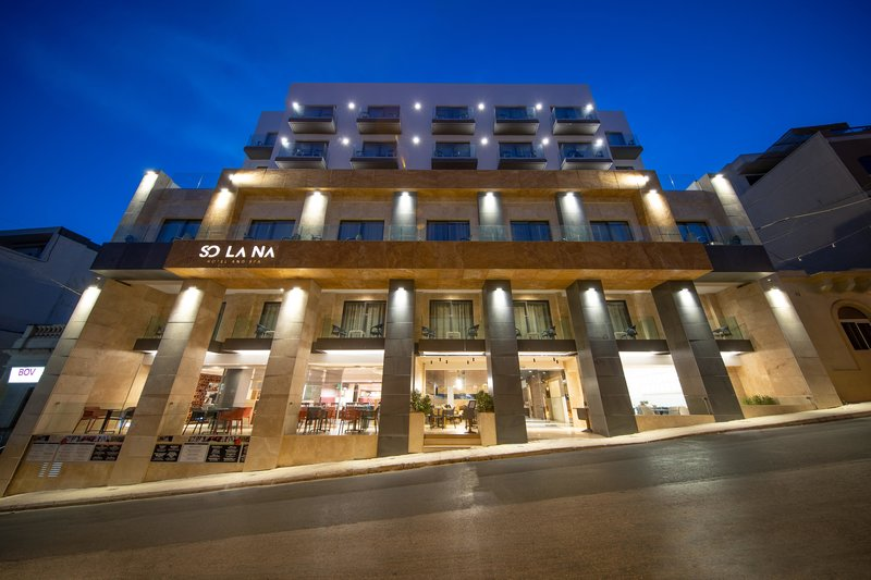 Solana Hotel & Spa, Malta