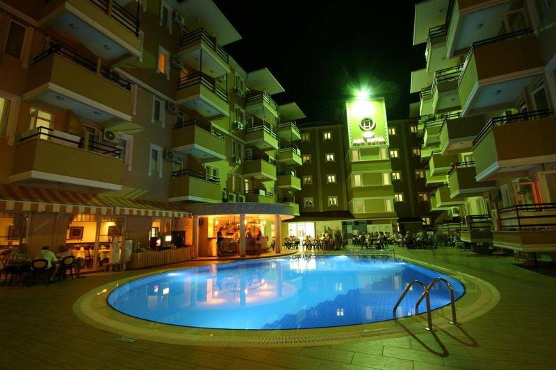 Kleopatra Ada Hotel Antalya, Turkey