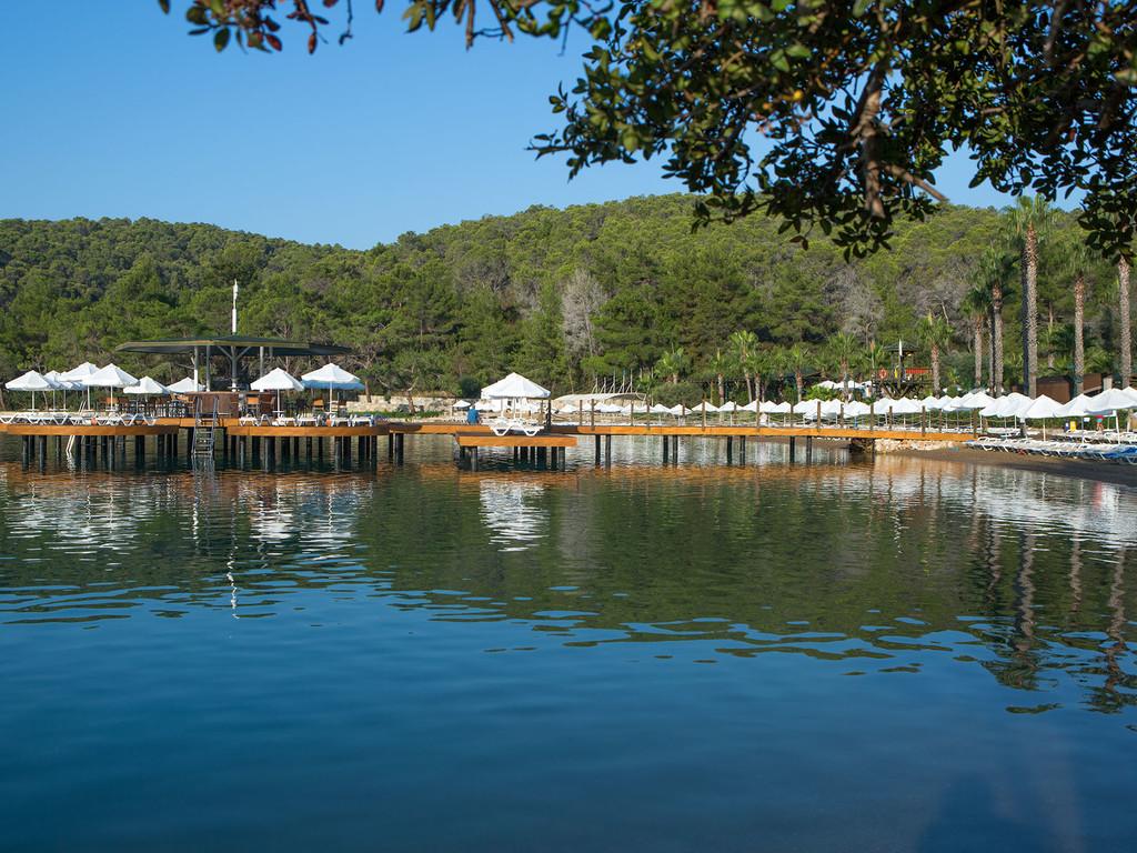 Crystal Green Bay Resort Spa Bodrum, Turkey