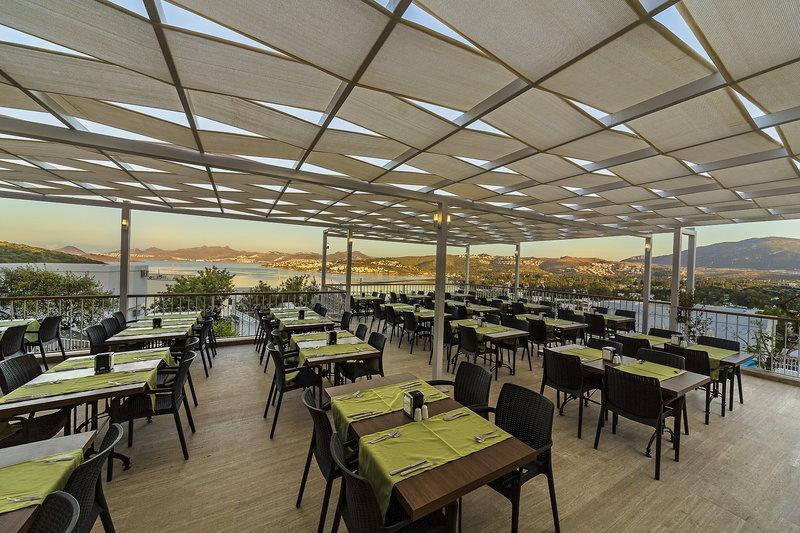 Riva Bodrum Resort, Turkey