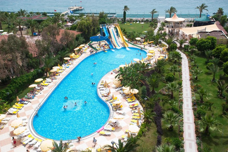Stella Beach Hotel Antalya, Turkey